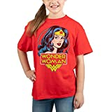 Girls Wonder Woman Youth Apparel-X-Large