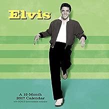 Elvis Presley Wall Calendar (2017) by Mead (2016-07-01)