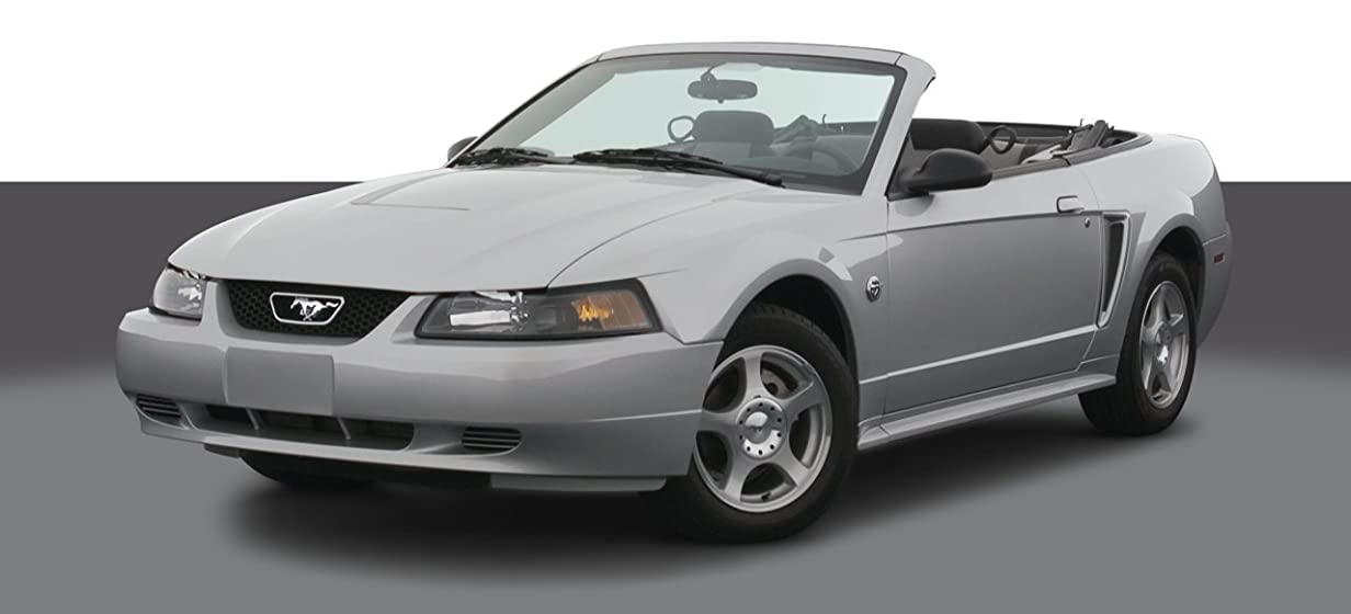 Amazon Com 2004 Ford Mustang Reviews Images And Specs Vehicles