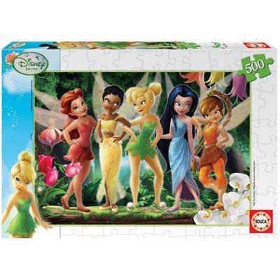 500 Disney Fairies 3d