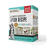 The Honest Kitchen Limited Ingredient Dehydrated Grain Free Fish Dog Food 10 lb - Brave