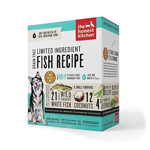 Honest Kitchen'sLimited Ingredient Fish Recipe