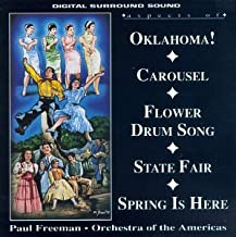 Aspects Of Oklahoma!, Carousel, Flower Drum Song, State Fair, Spring Is Here