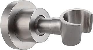 KES Solid Heavy Shower Head Bracket Holder Adjustable Wall Mount, Brushed SUS304 Stainless Steel, C214-2