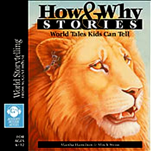 How and Why Stories audiobook cover art