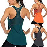 Rouped Sudadera Running Mujer,Camisetas Running Mujer,Top Deportivo Mujer Fitness Comfy,Ropa Gimnasio Mujer,RW09