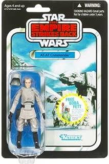 Star Wars 3.75 inch Vintage Figure AT-AT Commander