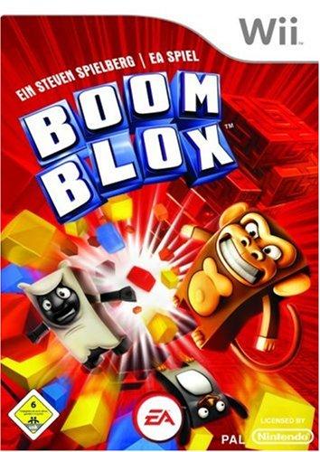 Boom Blox [Nintendo Wii] [Importación Italiana]