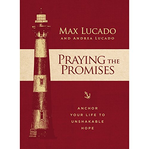 Praying the Promises audiobook cover art