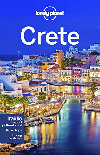 Lonely Planet Crete [Lingua Inglese]