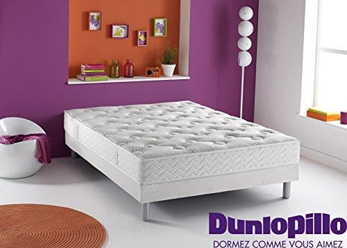 Dunlopillo 1055685 Matelas Ambre Aérotex 200 x 180 cm