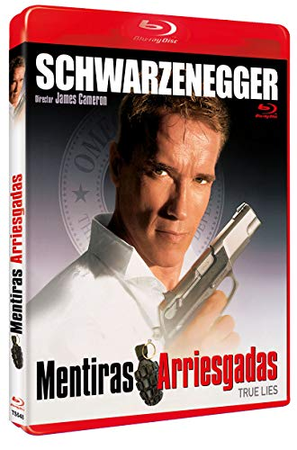 Oferta de Mentiras Arriesgadas BD 1994 True Lies [Blu-ray]