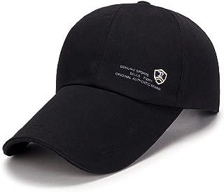 قبعات بيسبول للرجال والنساء - (اسود)
