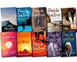 Paulo Coelho Collection 10 Books Set (The Alchemist, Eleven Minutes, The Fifth Mountain, Veronika Decides to Die, The Valkyries, The Zahir, By the river piedra I sat Down & Wept, The Pilgrimage, The Witch Portobello, The Devil & Miss Prym)