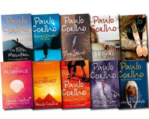 Paulo Coelho Collection 10 Books Set