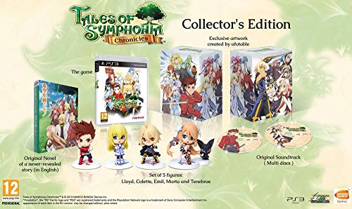 Tales Of Symphonia Chronicles - Collector