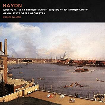 Haydn's Drum Roll and London Symphonies