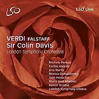 SIR COLIN DAVIS - VERDI FALSTAFF