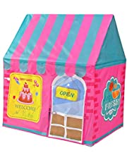 Kids Play Tent Children Playhouse Gifts for Girl boy Prince Princess Castle