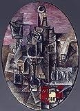 JIADUOBAO-Puzzle Picasso Imposible Puzzle 1000 Piezas de Madera Rompecabezas, Multicolor de Juguete de Regalo (10 Opciones) Puzzle ( Size : H )