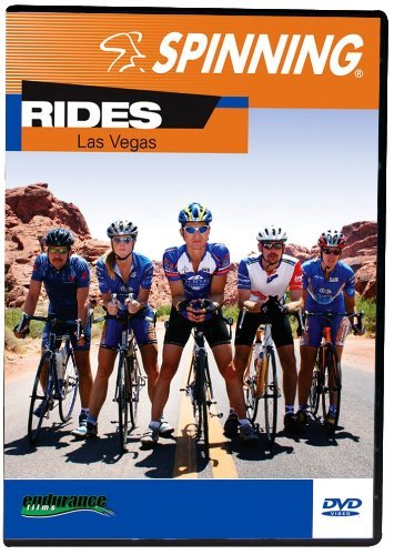 Spinning Rides Las Vegas Indoor Cycling DVD - Multicoloured by Spinning