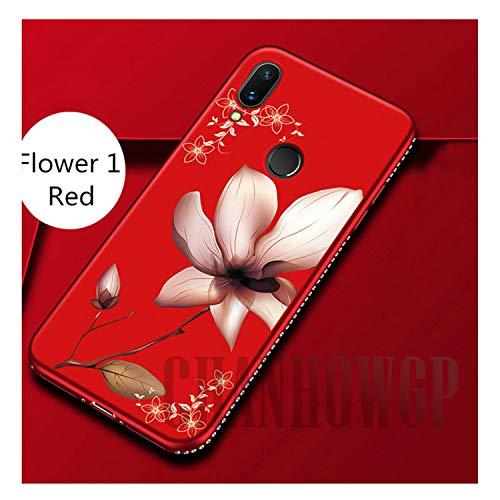 3D Flower Case For Galaxy S8 S9 A6 A7 A8 New A750 Cover To J4 J6 J8 J415 J615 J7 Neo J5 J3 J2 Pro J250 J320 G531 2 Grand Prime G531H