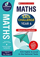 Maths Challenge Classroom Programme Pack (Year 6) (SATs Challenge)