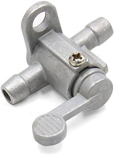 Sourcingmap® 5/16' Inline ON/Off Schalter Motorrad Motorroller Gas Treibstoff Benzinhahn DE de