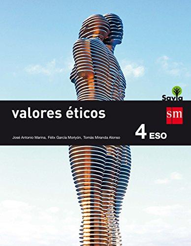 Valores éticos. 4 ESO. Savia - 9788467586961
