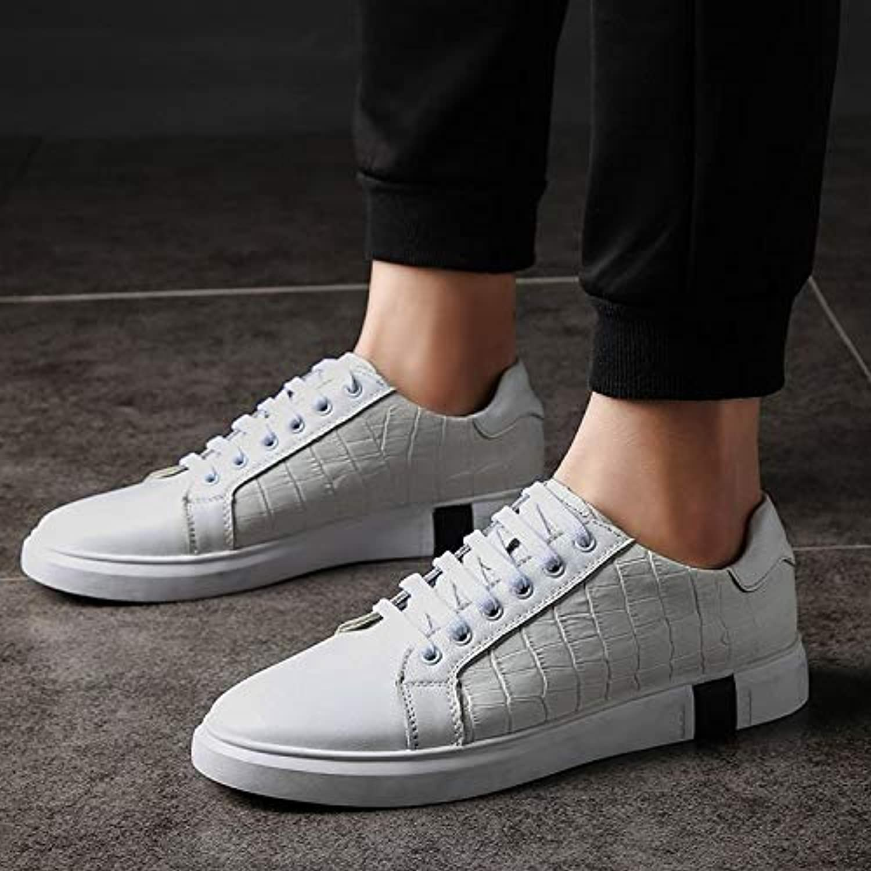 LOVDRAM Men's shoes Leather Men'S shoes Leather shoes Fashion Casual shoes Low shoes Men'S shoes Spring Men'S Black shoes