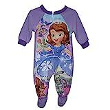 Disney Princess Sofia The First Girls Footed Sleeper Blanket Pajama Size 5T