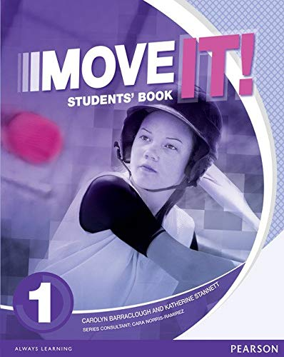 MoveIt - Students Book - Level 1