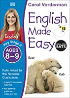 English Made Easy, Ages 8-9 (Key Stage 2): Supports the National Curriculum, English Exercise Book (Made Easy Workbooks)