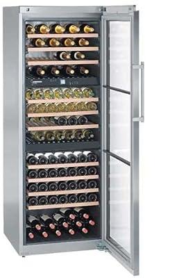 Liebherr WTes 5872 Vinidor - 3 Temperature Zone Wine Cabinet by Liebherr