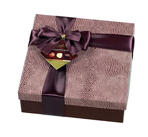 Hamlet - Bombones chocolate belga hamlet cuadrada piel 500 g