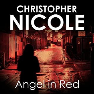 Angel in Red audiobook cover art