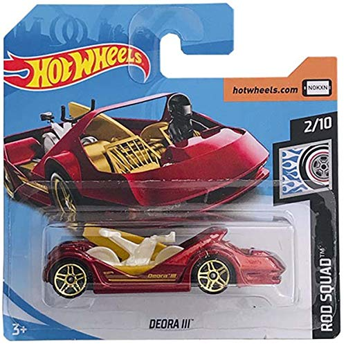 Hot Wheels Deora III Rod Squad 2/10 2019 (175/250) Short Card