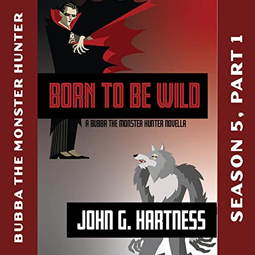 Born to Be Wild cover art