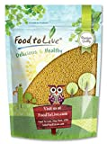Hulled Millet, 6 Pounds — Whole Grain Seeds, Kosher, Raw, Bulk