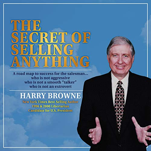 The Secret of Selling Anything Titelbild
