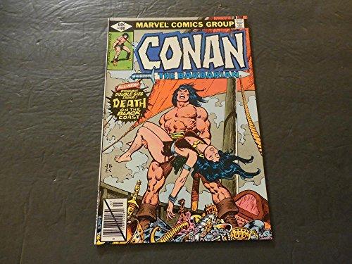 Conan The Barbarian #100 Jul 1979 Marvel Comics Bronze Age