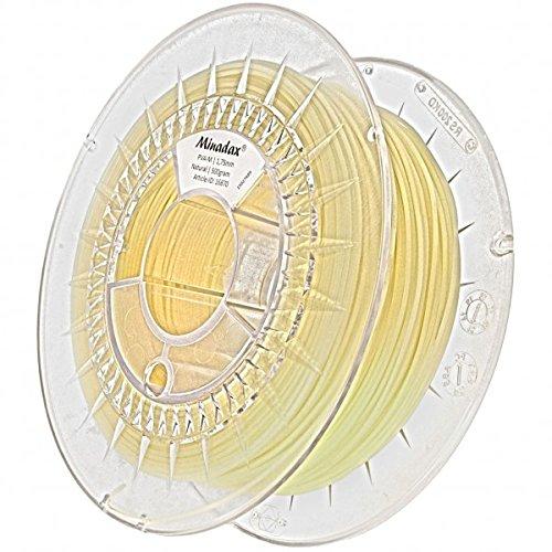 Minadax 0,5kg qualità premium 1,75mm PVA filamento di natura per stampante 3d prodotto in Europa
