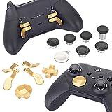 Controlador Elite Serie 2 Kit de accesorios de piezas de repuesto - Oro (Xbox One)