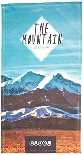 Bubel Mountain Call Compact Toalla montañas Azules