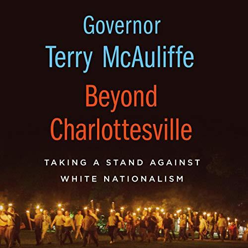 Beyond Charlottesville audiobook cover art