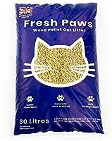 Fresh Paws CAT0039 Kattsand, 30 l
