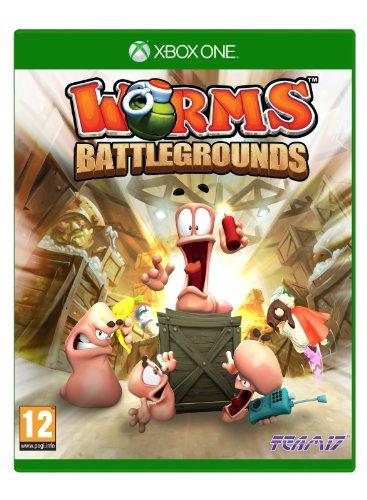 Worms Battlegrounds (Xbox One) [Import UK]