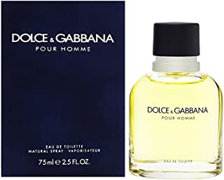 dolce and gabbana lotion for men