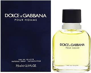 Dolce & Gabbana By Dolce & Gabbana For Men. Eau De Toilette Spray 2.5 Oz.