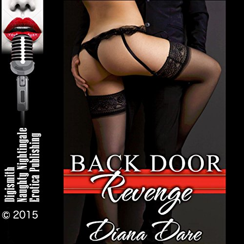 Back Door Revenge audiobook cover art